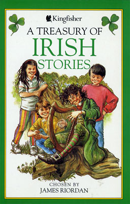 Cover von A Treasury of Irish Stories